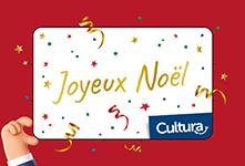 Carte Joyeux Noël Adulte